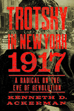 Trotsky in New York