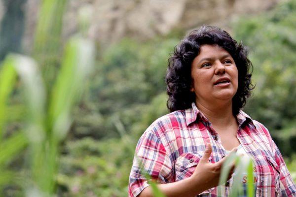 Bring the assassins of Honduran leader Berta Cáceres to justice!