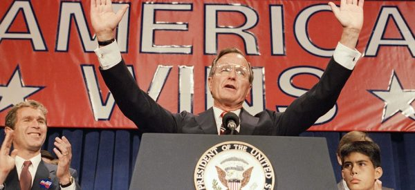 George Bush: our CIA man in the White House