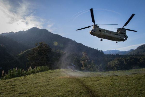 US armed forces in Costa Rica: humanitarian aid fronts for modern conquistadors