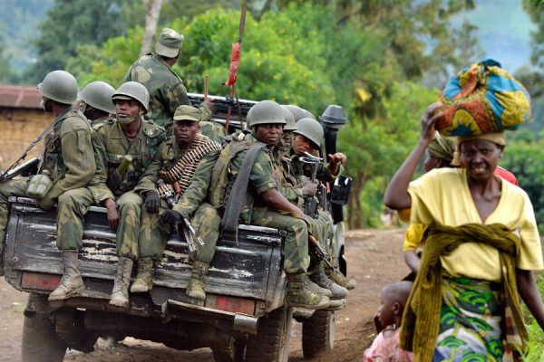 Democratic Republic of Congo: The colonial legacy doesn't just go away