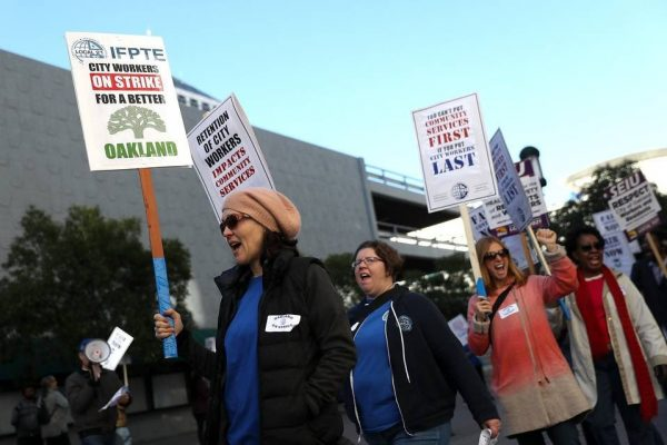 An open letter to striking Oakland City Workers