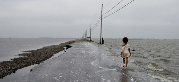 No ground to stand on: Rising seas drown indigenous homelands