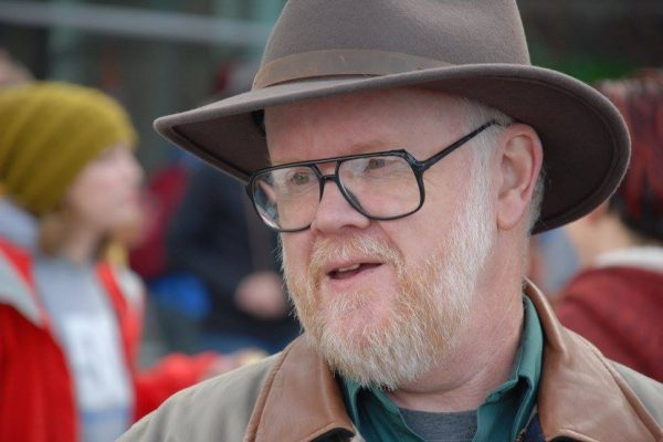 Union stalwart and socialist feminist Steve Hoffman runs for U.S. Senate