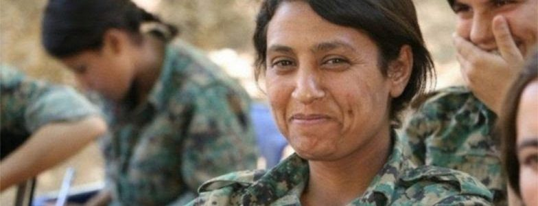 Radical Women denounces war crime against Kurdish woman fighter
