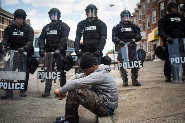 Baltimore cops and the rotten core of policing
