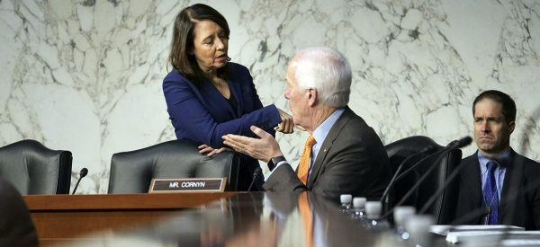 Check out the record of 17-year incumbent Maria Cantwell