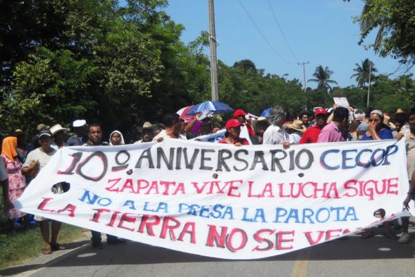 End repression and militarization in Mexico