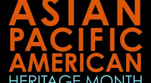 For Asian American and Pacific Islander Heritage Month