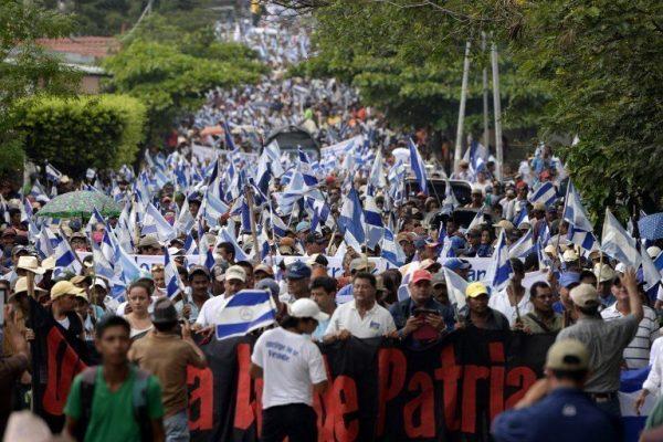 Revuelta en Nicaragua: nos oponemos a Daniel Ortega y respaldamos a los trabajadores