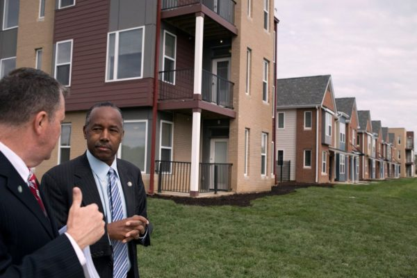 HUD refuses to desegregate housing