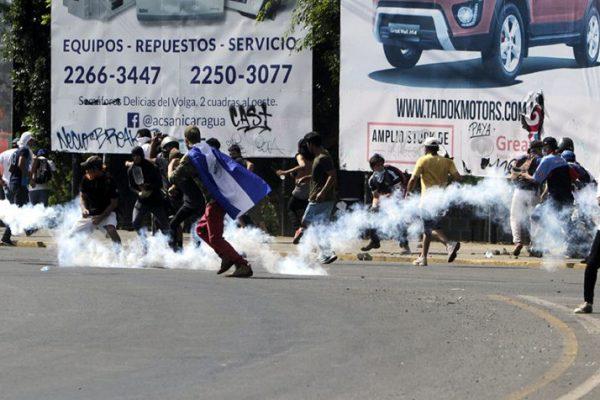 Editorial: Government repression fuels Nicaraguan revolt