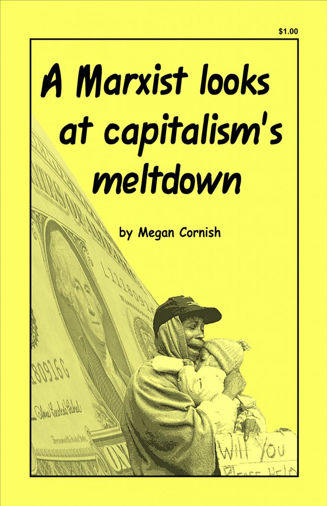 A Marxist Looks at Capitalism's Meltdown