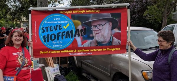 "Senate candidate Steve Hoffman: ""All working people need a path forward"""