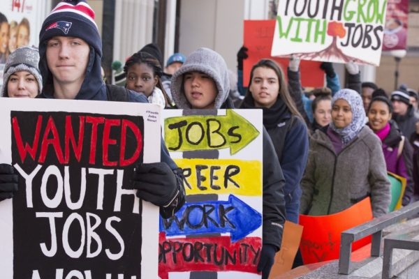 Low unemployment does not cause recession