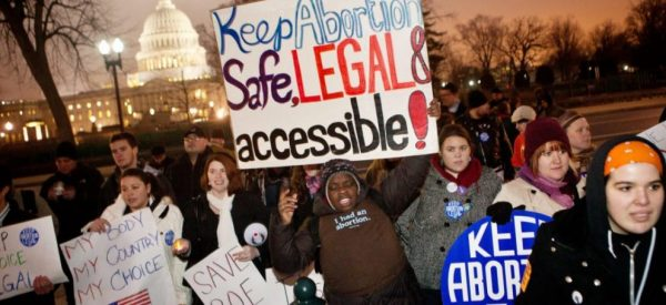 A crucial moment for reproductive freedom