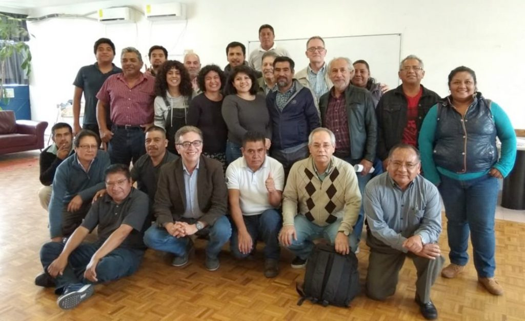 Partido Obrero Socialista meets in Mexico City