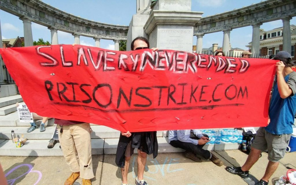 US prisons defied by well-organized strikes