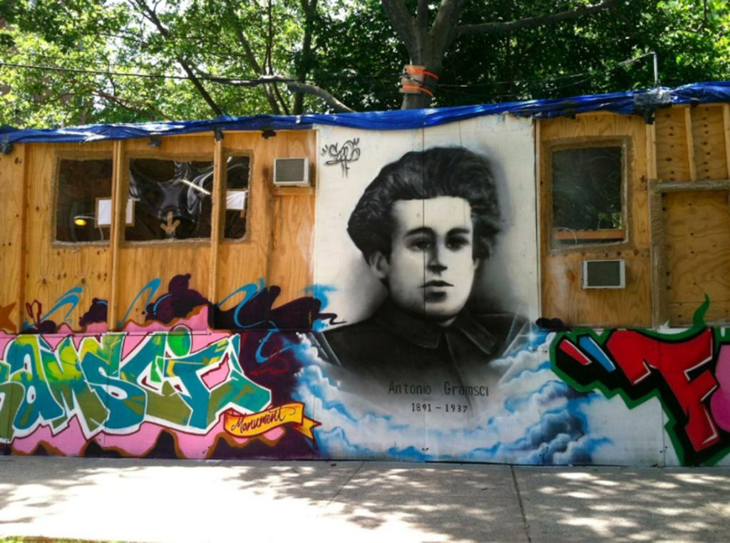 The problematic legacy of a Marxist thinker: Invoking Gramsci to retreat from revolution