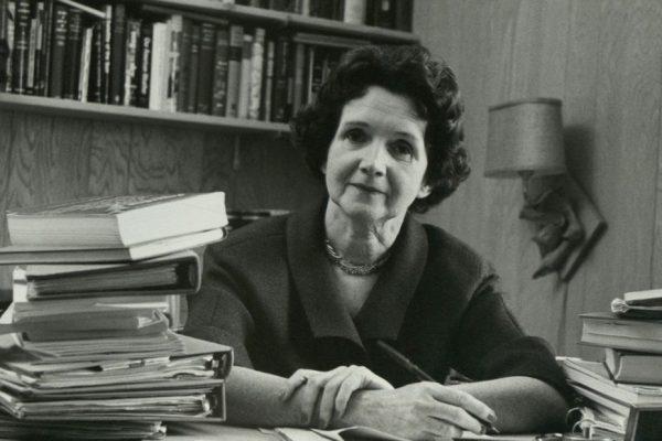 Rachel Carson's passionate crusade