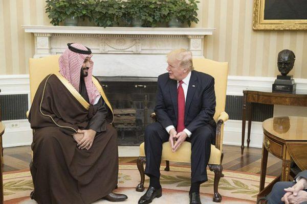 Partners in crime: Saudi Arabia and USA