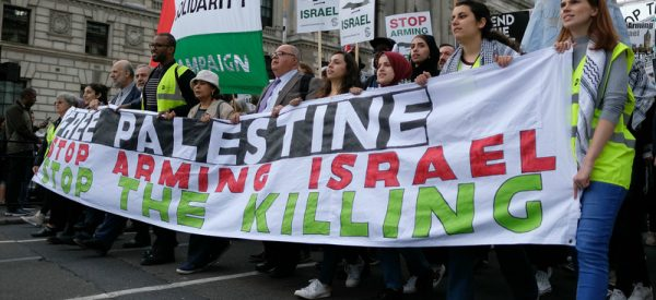 How did the Israel boycott campaign grow in 2018?