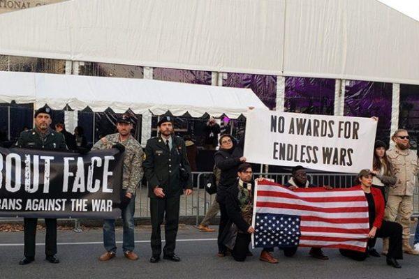 Veterans: the face of war resistance