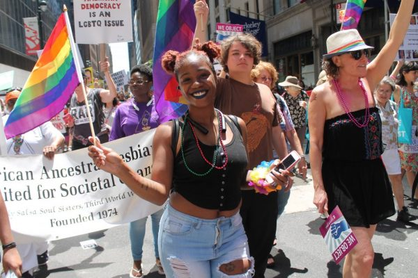 Pride marches: Let's globalise the Auckland ban on uniformed police