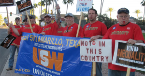 Tell Asarco: It's Time for a Fair Contract