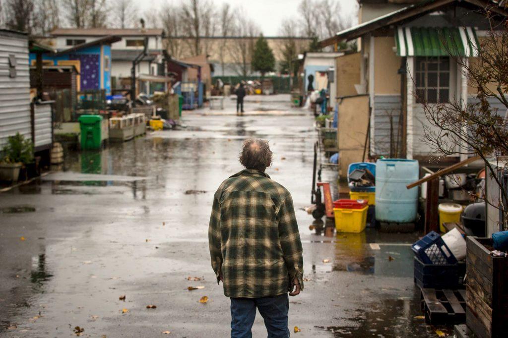 Dignity Village, Portland, Oregon