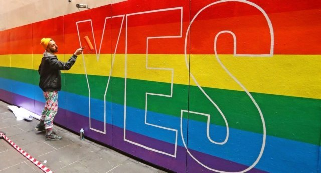 Campaigners for marriage equality finally win in Australia