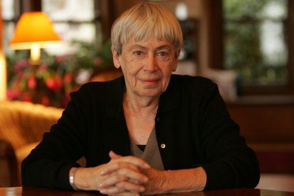 Ursula K. Le Guin, ¡presente!