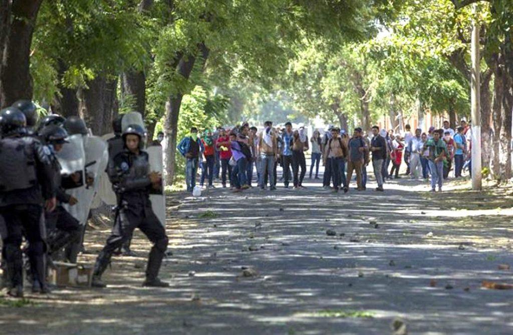 Government repression fuels Nicaraguan revolt