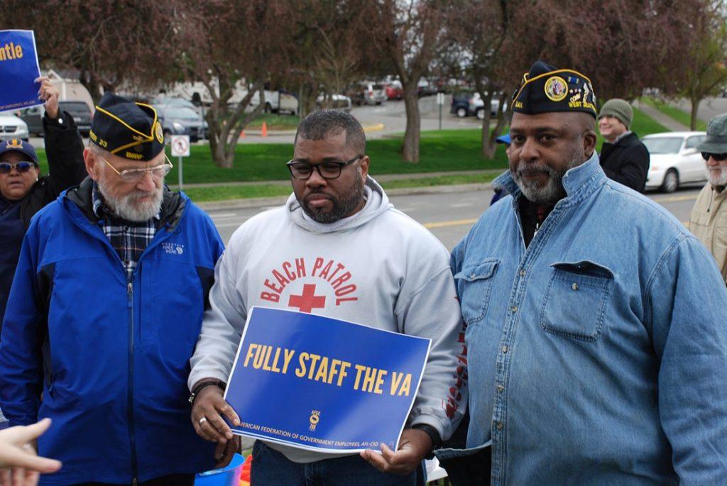 Veterans in the cross-hairs