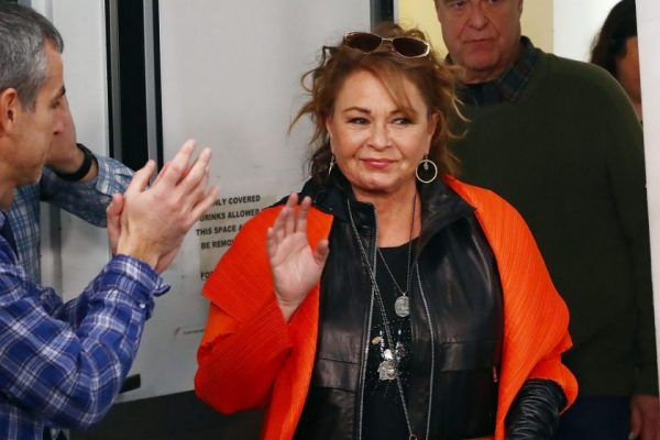 ABC cancels <i>Roseanne</i> reboot after Barr's racist tweet. Good riddance.