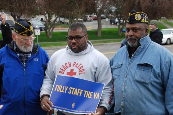 Veterans' healthcare in the cross-hairs