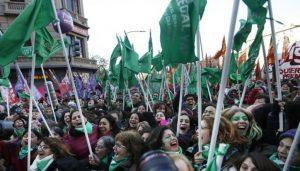 Argentina: ¡Ahora es el momento de exigir abortos seguros, legales y gratuitos!