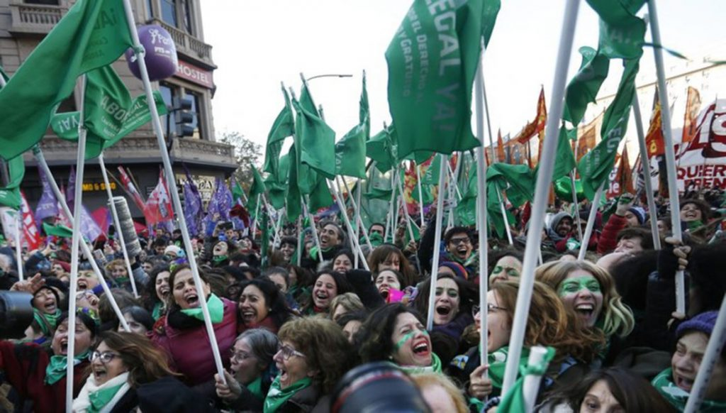 Argentina: Now is the time to demand safe, legal and free abortions