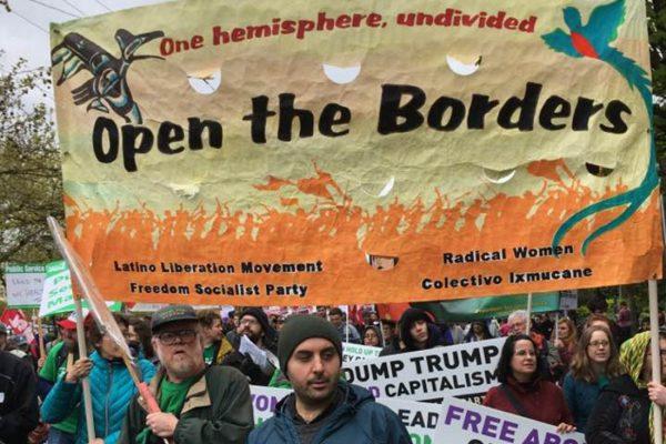 El argumento en pro de las fronteras abiertasa