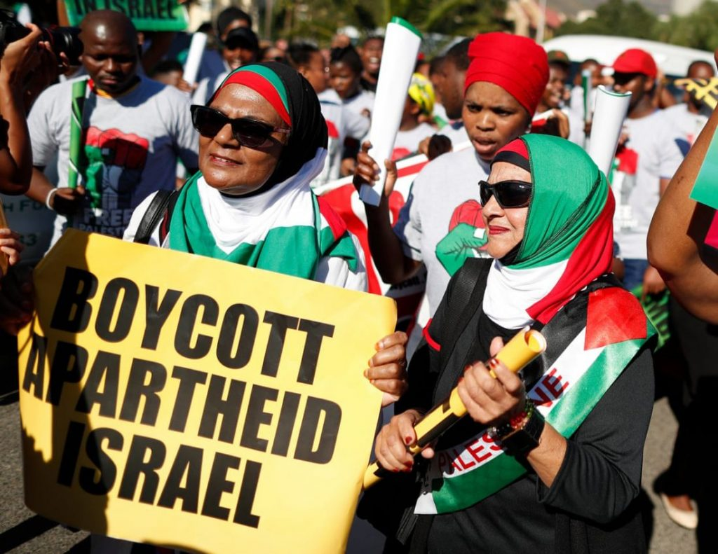 Israel's witch-hunt against pro-Palestine BDS movement