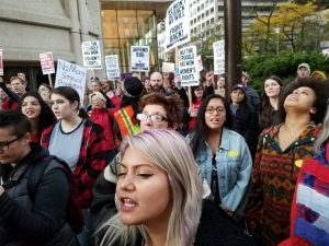 Feminists need united resistance and revolutionary change now!