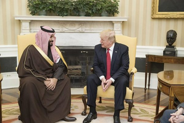 Partners in crime: Saudi Arabia and USA