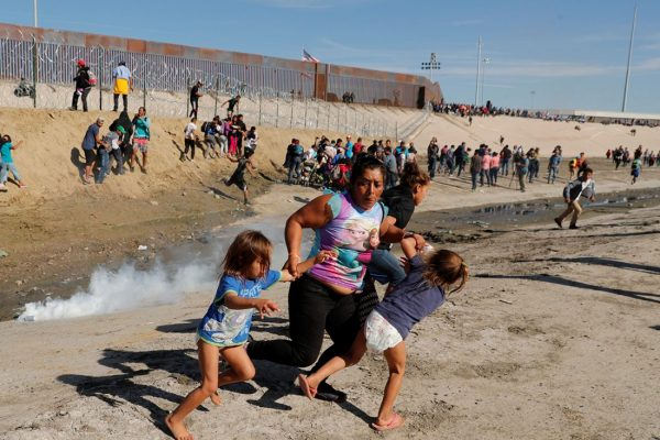 Who is to blame for the human misery driving migrant caravans?