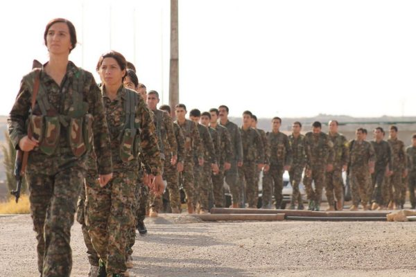 In Kurdish Rojava: Syria's imperiled freedom fighters