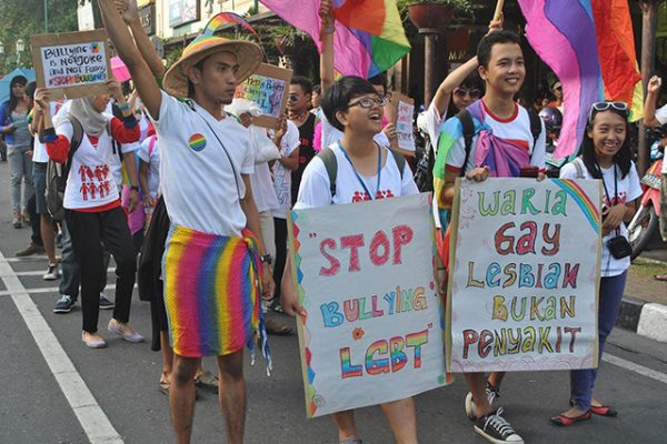 From Bangkok to Jakarta to Kuala Lumpur – We're here, we're queer and we're organising!