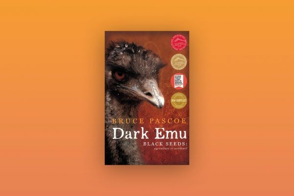 Book cover for Dark Emu, Black Seeds: Agriculture or Accident? by Bruce Pascoe