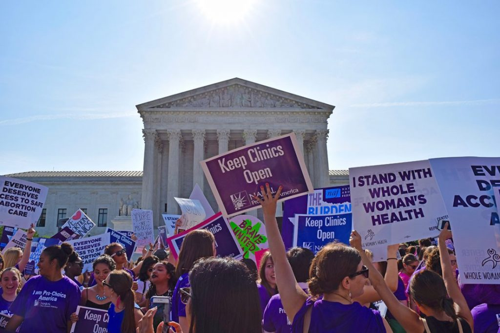 Drastic new attacks on the right to abortion: women's basic freedoms on the line