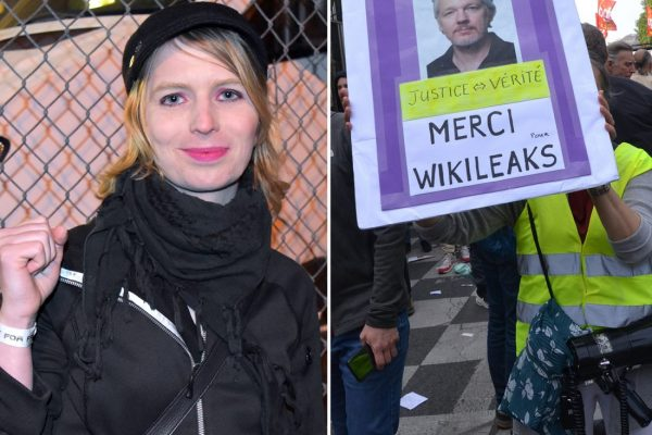 Defend Assange and Manning