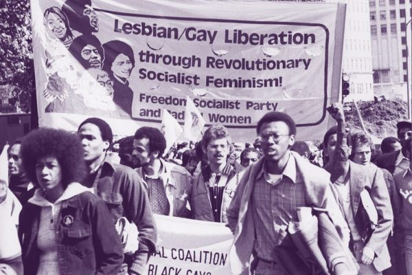 History was made at the first national queers of color conference, 1979