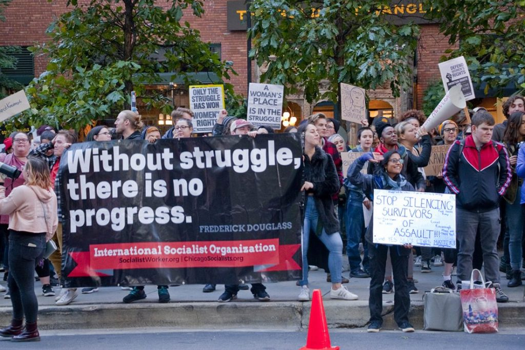 Anti-feminism, racism, bureaucracy — The meltdown of International Socialist Organization